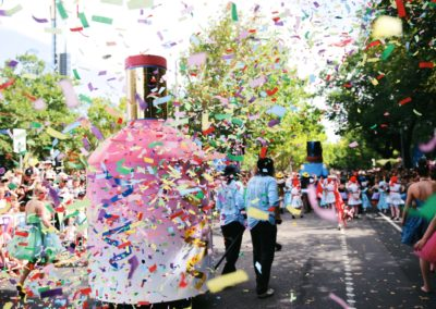Moomba Festival - Parade